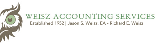 Weisz Accounting Services logo